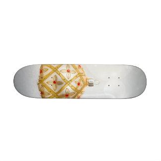 Noël Plateaux De Skateboards Customisés