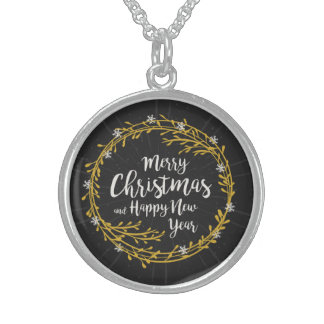 Noël souhaite le collier