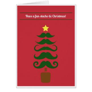 Noël - Stache Carte De Vœux