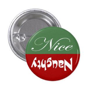 Noël vilain ou Nice Pin's