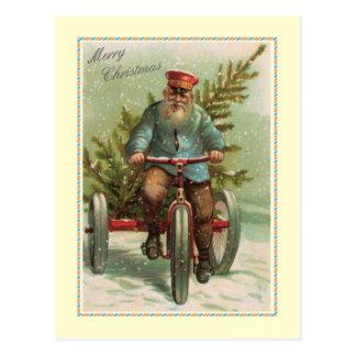 Noël vintage carte postale