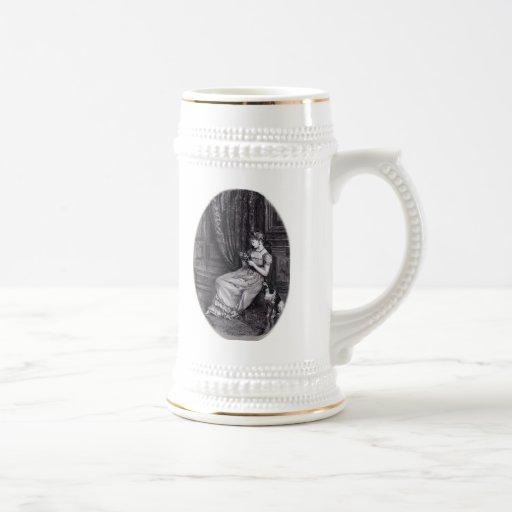 Noël vintage Stein Mug