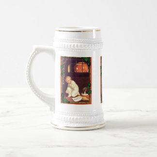 Noël vintage tasse