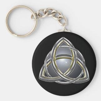 Noeud 2 Keychain de trinité