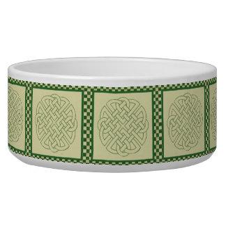 Noeud celtique bols pour chien