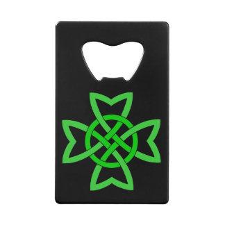 Noeud celtique vert irlandais