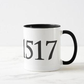 Noir 1517 tasse de sonnerie de 11 onces