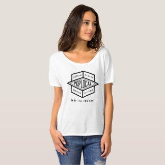Noir 1 de Poplocal T-shirt