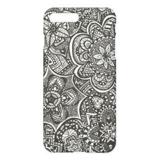 Noir Coque iPhone 8 Plus/7 Plus