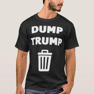 Noir d'atout de décharge t-shirt