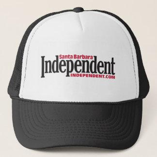 Noir de casquette de camion d'Indy de SB