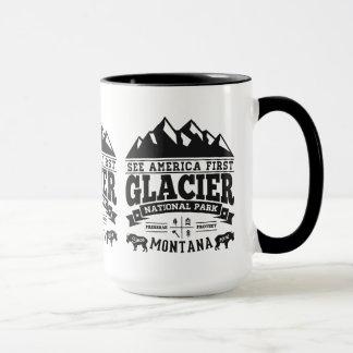 Noir de cru de glacier mug