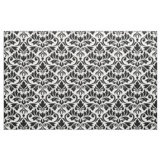 tissu damass baroque personnalisable pour loisirs cr atifs zazzle. Black Bedroom Furniture Sets. Home Design Ideas