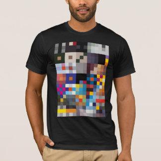 Noir de T-shirt