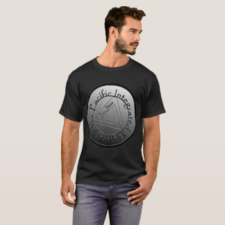 Noir de T-shirt de BJJ