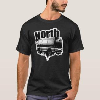 NOIR d'horizon de northVAN T-shirt