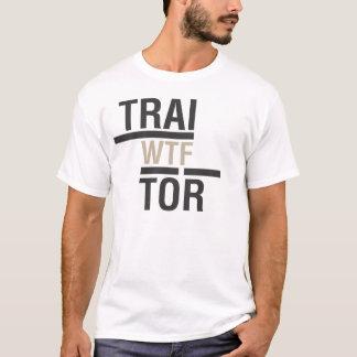 Noir du T-shirt 2 de James de traître