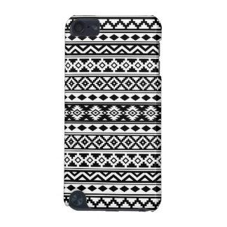 Noir et blanc aztèques d'IIb de motif d'essence Coque iPod Touch 5G