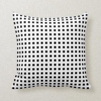 coussins noir et blanc personnalis s. Black Bedroom Furniture Sets. Home Design Ideas