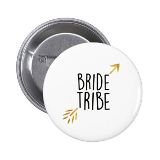 {Noir et or de tribu de jeune mariée} Badges