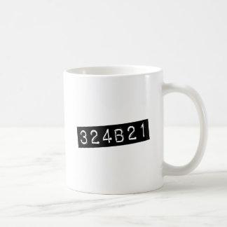 Noir orphelin 324B21 Mug