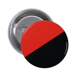 noir rouge de drapeau d'anarchie badges