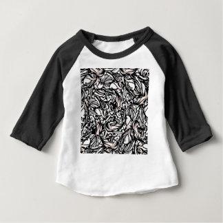noir t-shirt pour bébé