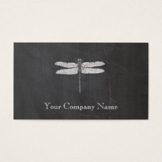 Noir vintage de regard de tableau gravure à cartes de visite
