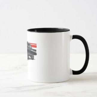 Noircissez de 'le gasser de courrier de l'Aire 57 Mug