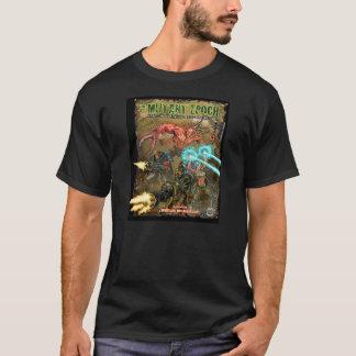 Noircissez le T-shirt d'époque de mutant