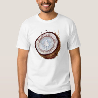 Noix de coco de Cucu T-shirts