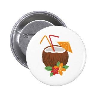 Noix de coco de Pina Colada Badges