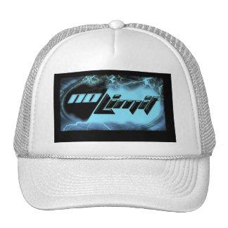 NoLimit Strikes~Tad de BluishGreen~Hat/Cap Casquettes