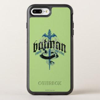 Nom de Batman | avec le logo d'épée Coque Otterbox Symmetry Pour iPhone 7 Plus