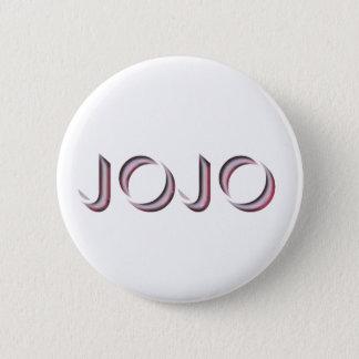Nom de bouton d'insigne de Jojo bon marché Badges