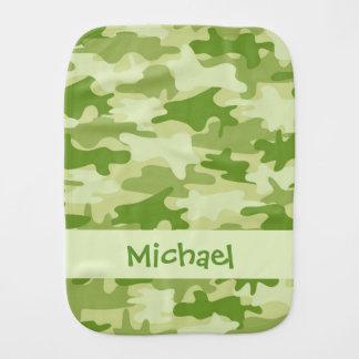 Nom de camouflage de Camo de vert olive Linge De Bébé