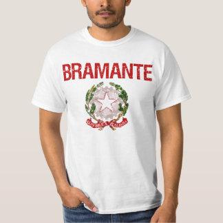 Nom de famille d'Italien de Bramante T-shirts