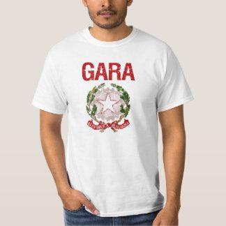 Nom de famille d'Italien de Gara T-shirts