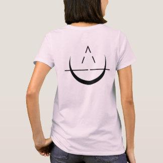 Nom de l'ELOSIN des femmes avec le T-shirt de rose