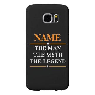 Nom personnalisé l'homme le mythe la légende