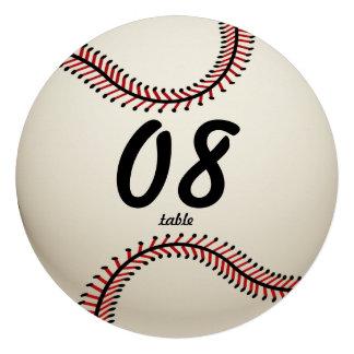 Nombre de Tableau de base-ball