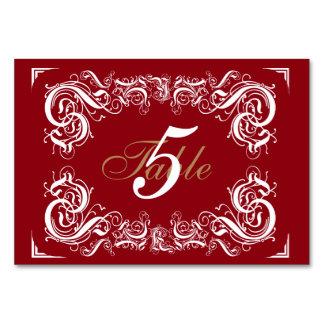 Nombre flamand décoratif vintage de Tableau de