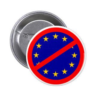 Non à l'UE Badge