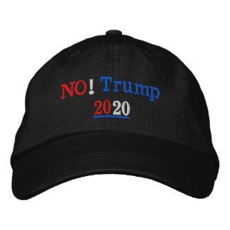 Non ! Atout 2020 Casquette Brodée
