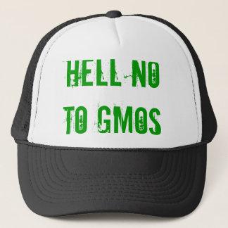 Non au casquette d'OGM