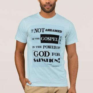 Non honteux du T-shirt d'évangile