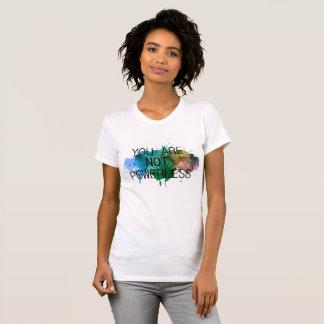 Non impuissant t-shirt