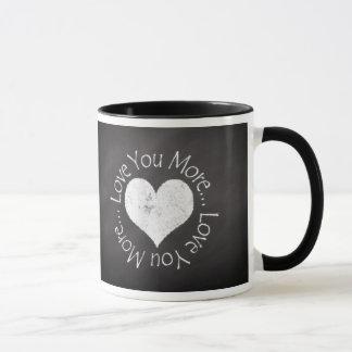 Non, je t'aime plus mug