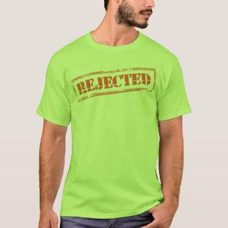 Non Juan vomissent le T-shirt rejeté par vert