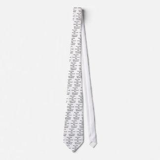 Non seulement ma tante Is Cool She Also aime des Cravate Customisée